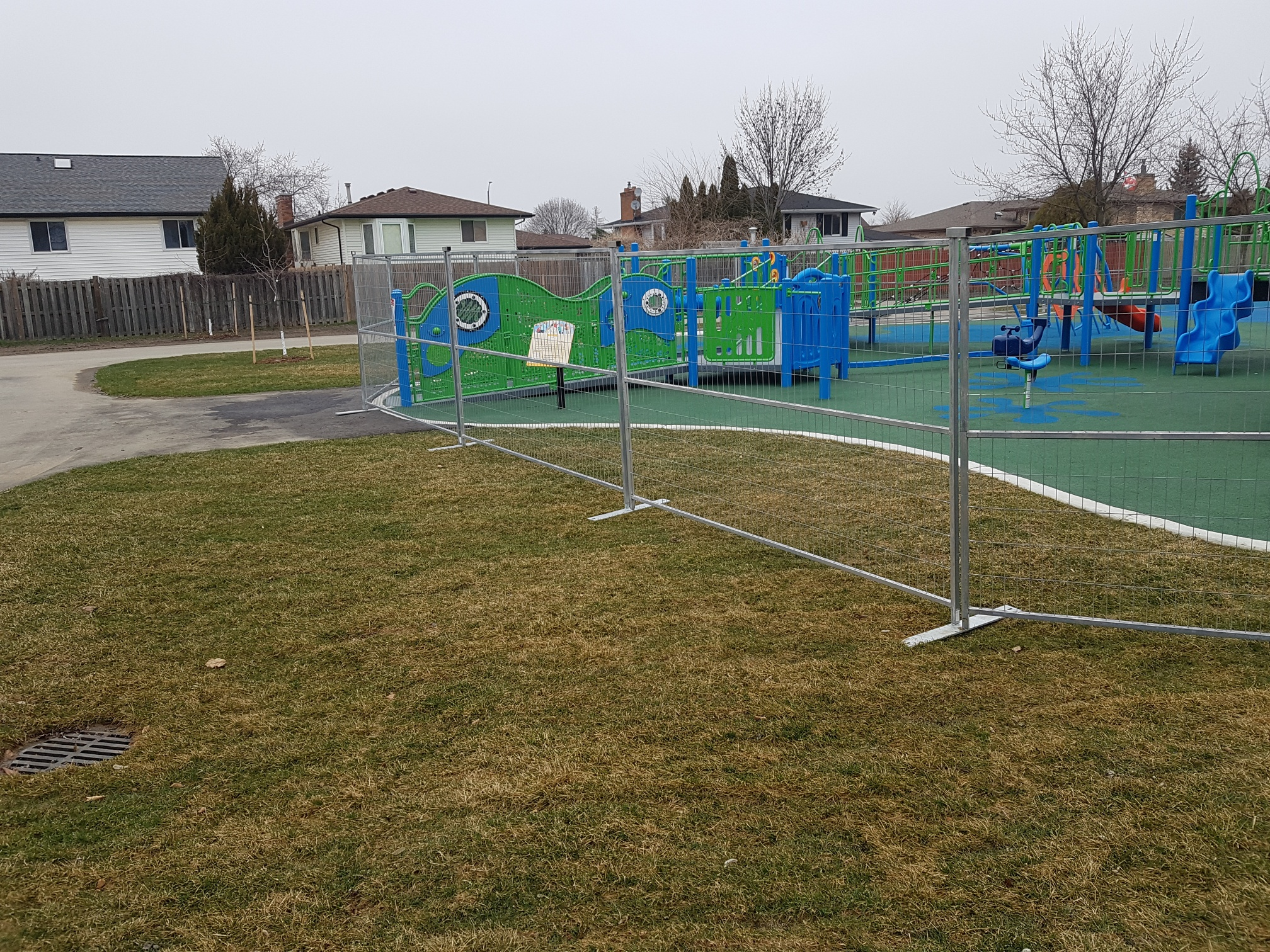 Temporary Closure of LaSalle Parks