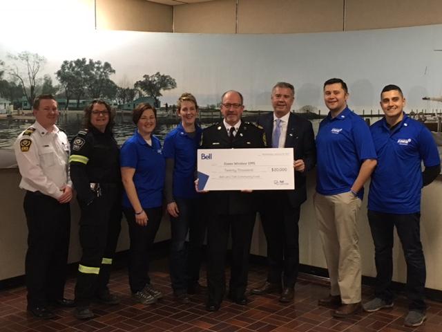 Bell Community Fund Grant