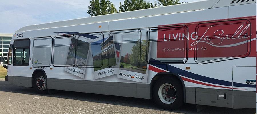 LaSalle Transit Bus