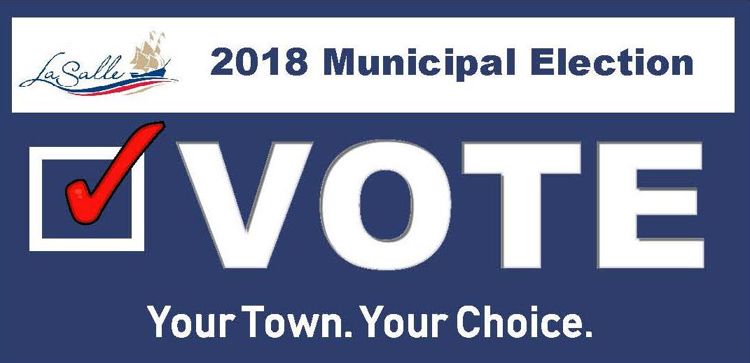 LaSalle Election Logo 2018