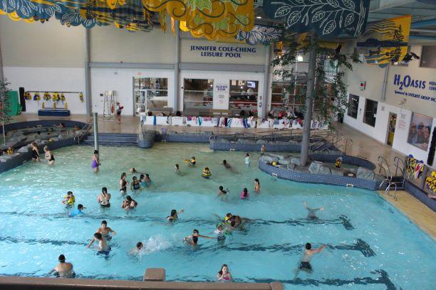 Aquatic Centre at the Vollmer Complex
