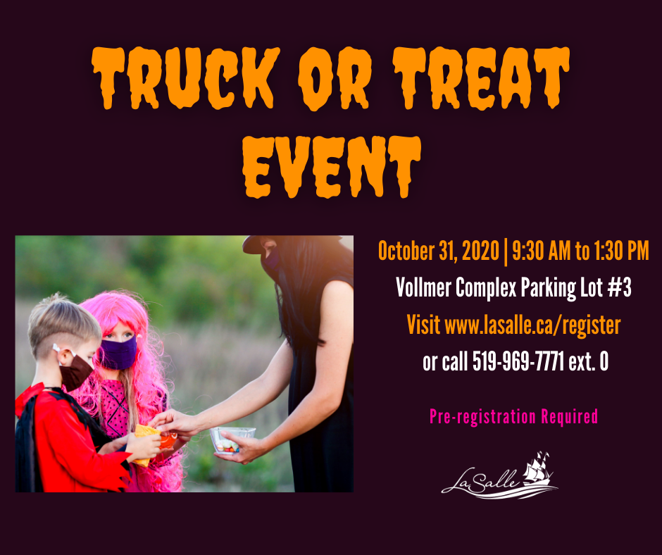 Truck or Treat Graphic