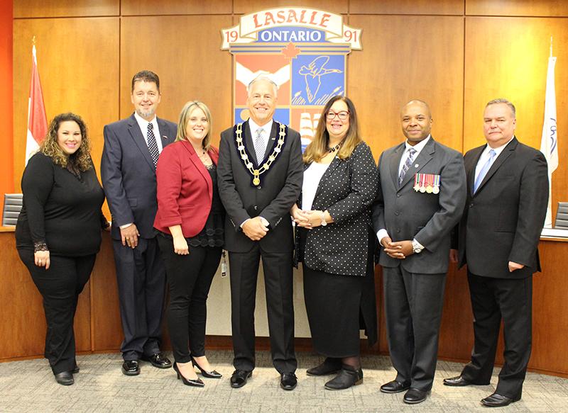 LaSalle Council 2018-2022