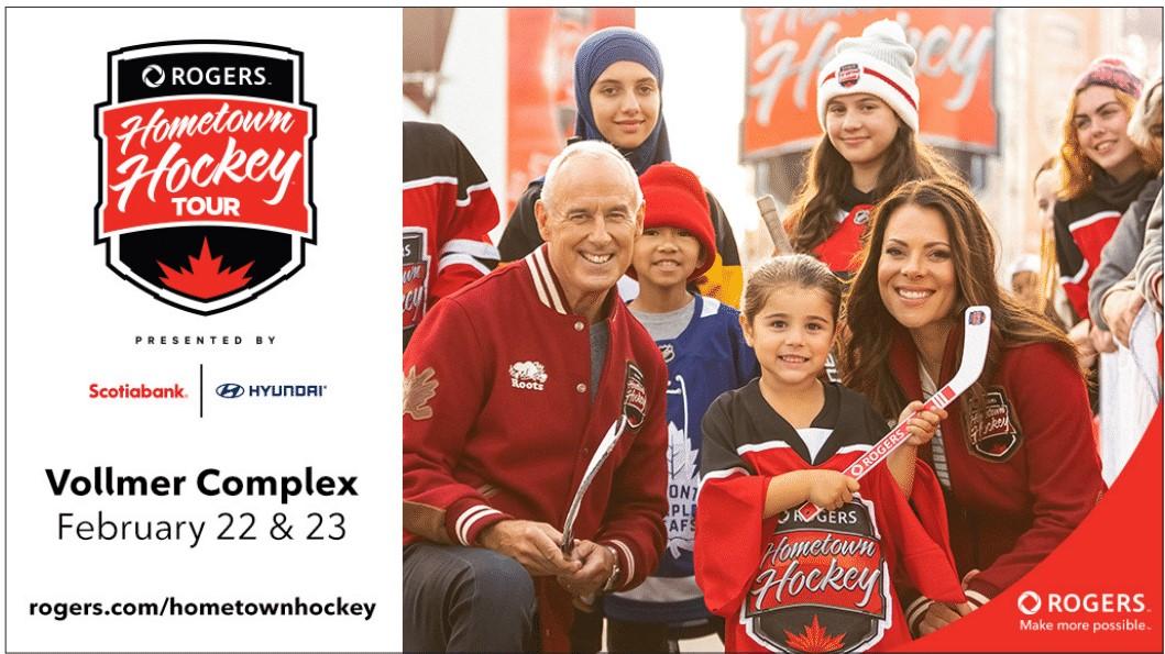 Rogers Hometown Hockey Flyer