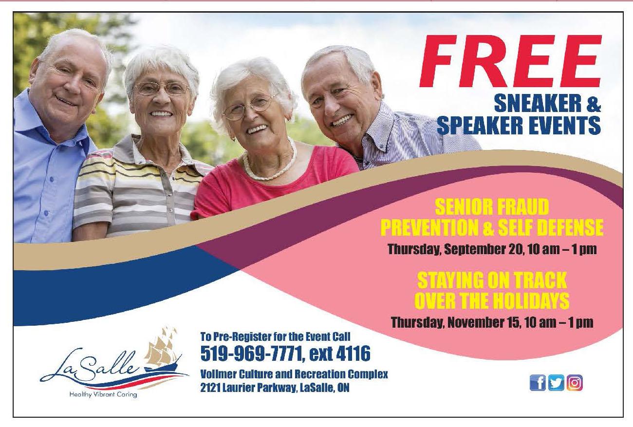 Sneaker & Speaker Event Flyer