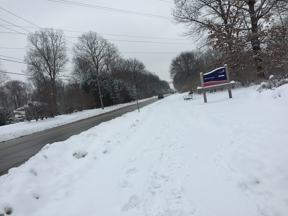 Winter in LaSalle