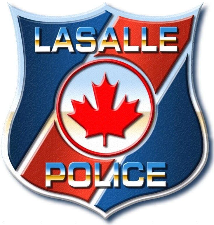 LaSalle Police Logo